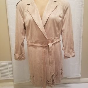 JONES New York Trench Coat Women's Size 16